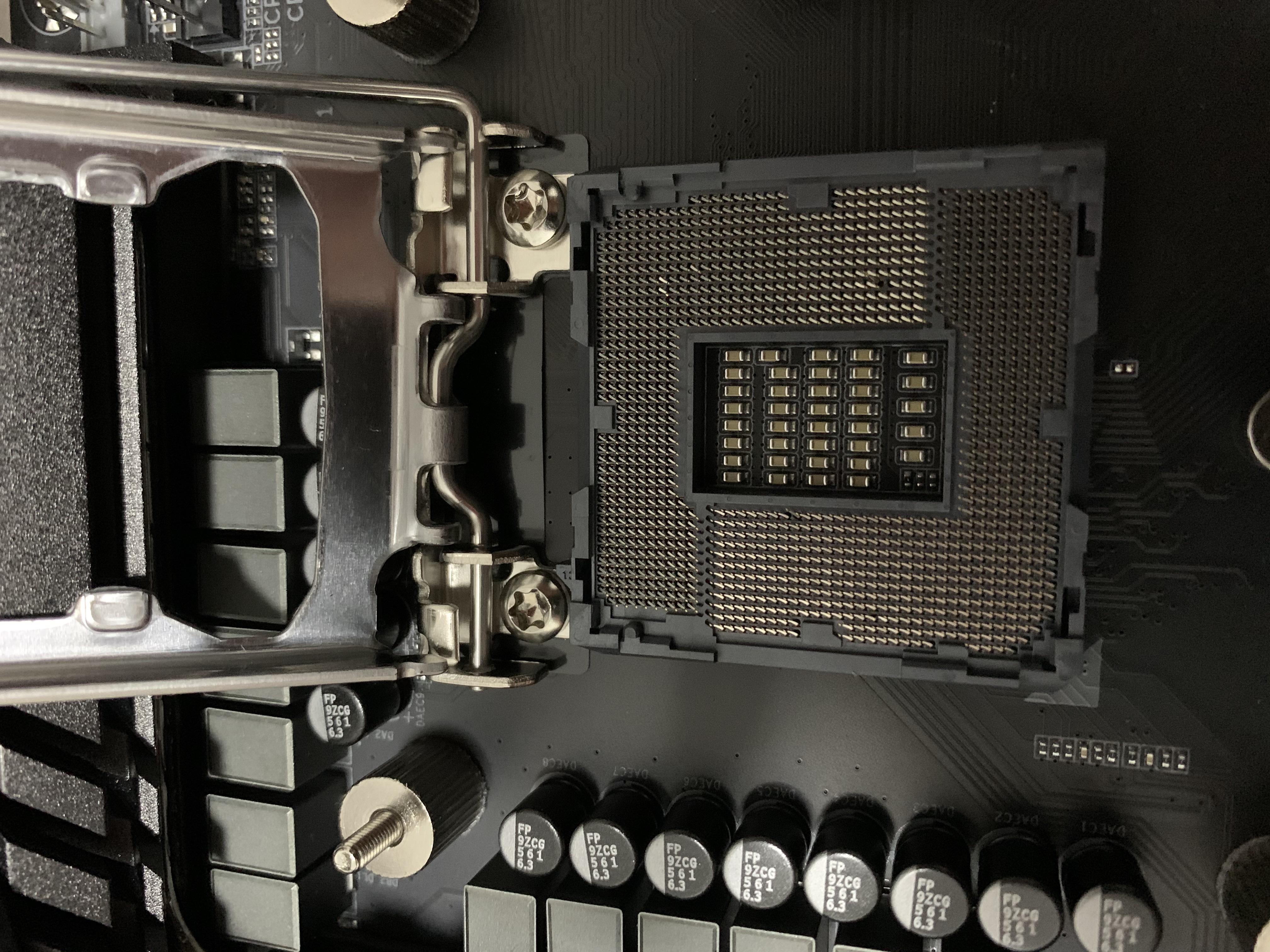 CPU针脚